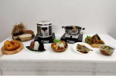 Cara Memasak Nasi Menggunakan Cypruz Rice Cooker