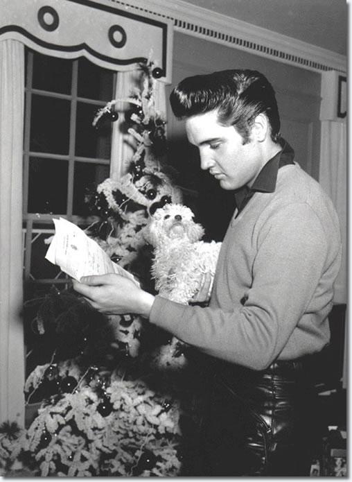 Elvis Aaron Presley: d...