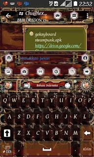 BBM MOD Steampunk V3.2.0.6 Apk