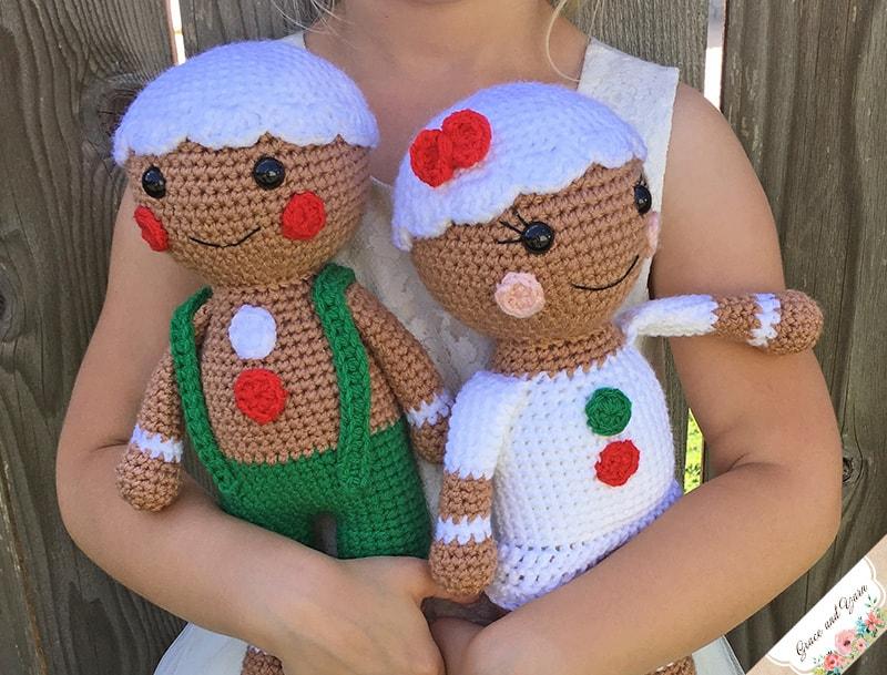 Little amigurumi panda bear in skirt (free crochet pattern) | Mindy | 609x800