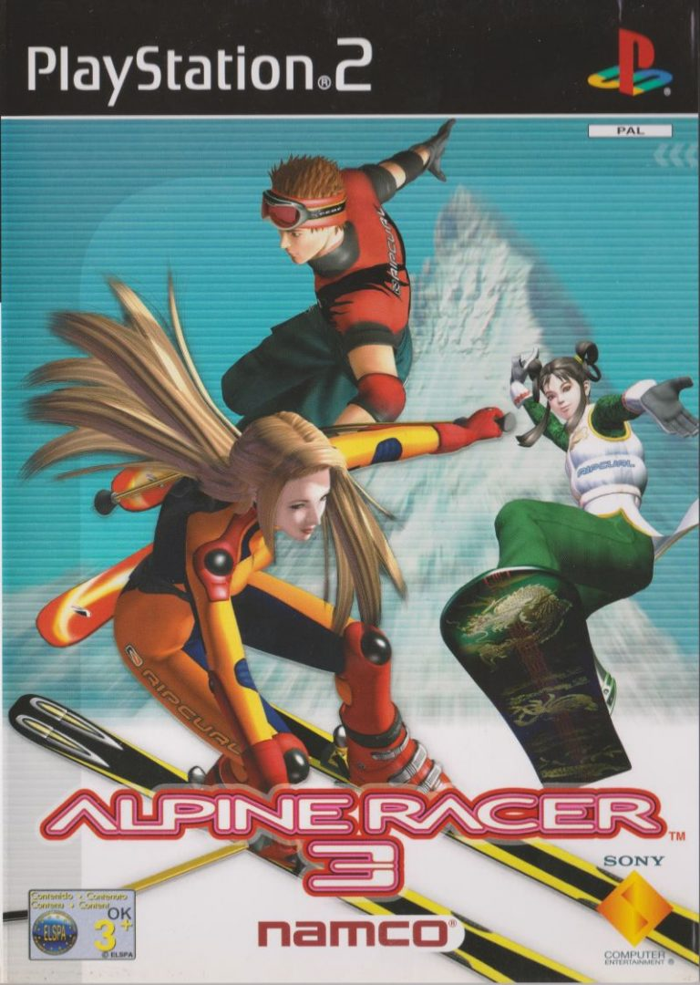 Alpine Racer 3 PAL PS2