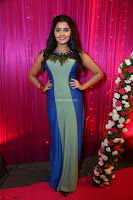 Anupama Parameswaran in lovely shaded gown ~  Exclusive 40.JPG