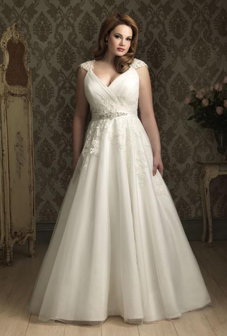 vestidos para gorditas ir a una boda
