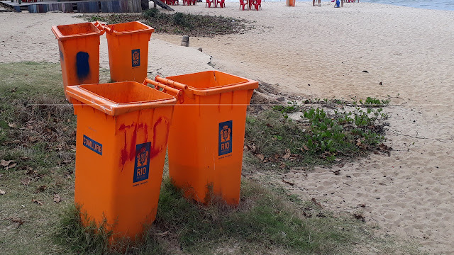 Lixeiras - Gestão e gerenciamento de Resíduos Sólidos