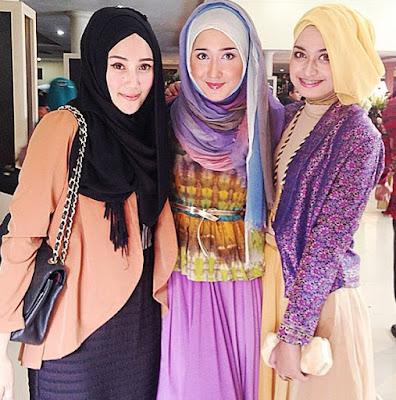 model hijab modis