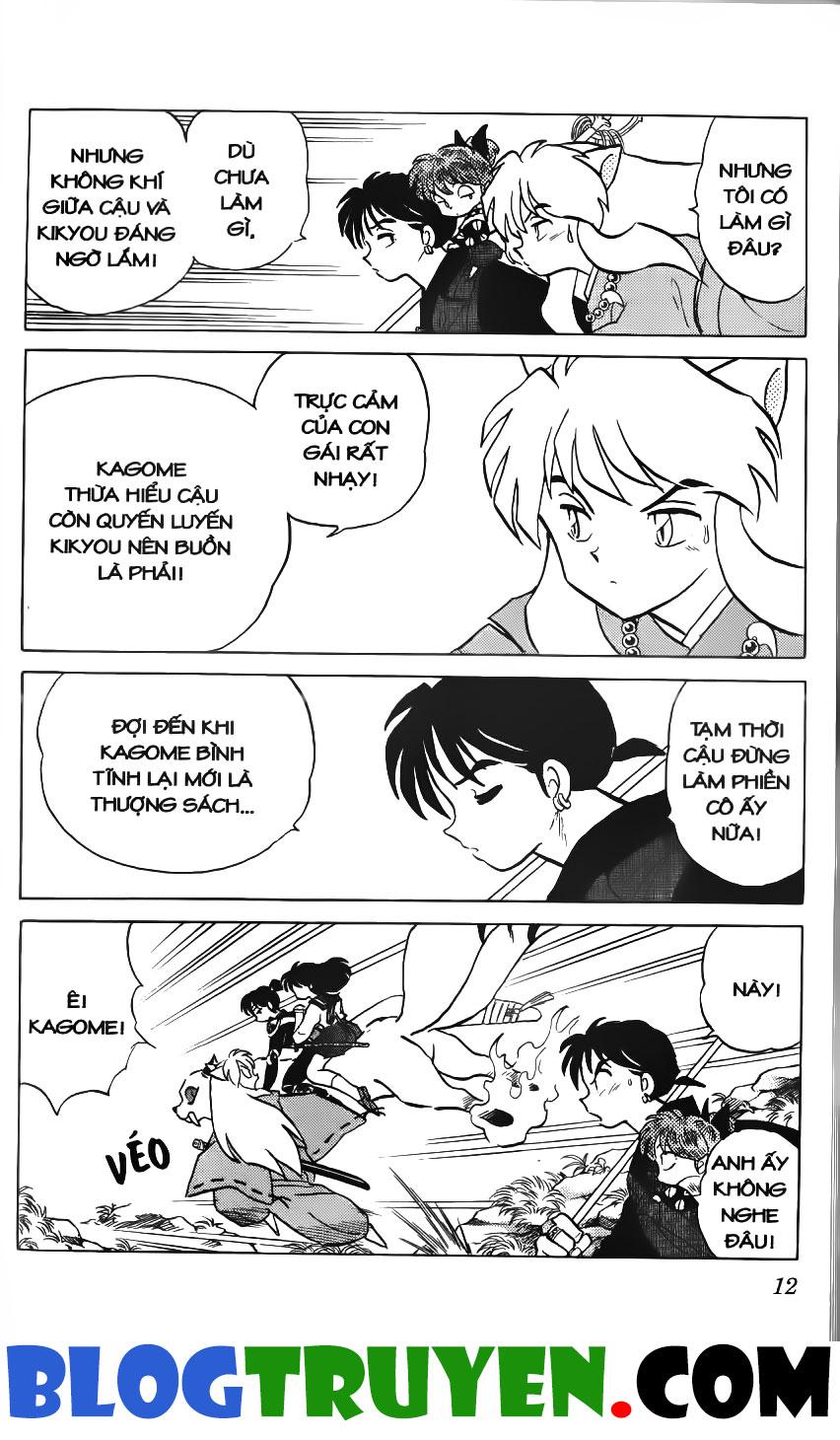Inuyasha vol 26.1 trang 9