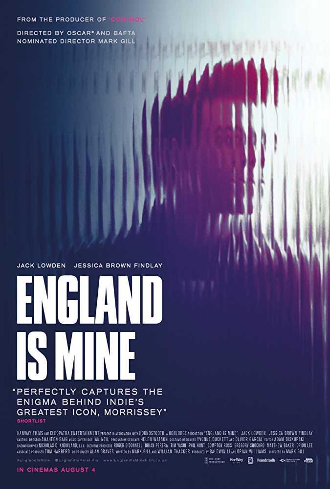 England is Mine 2017 Legendado