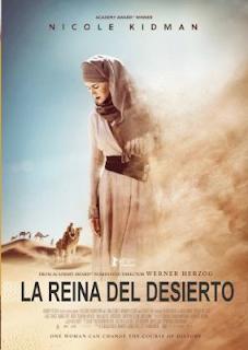 La reina del desierto (2015) Online