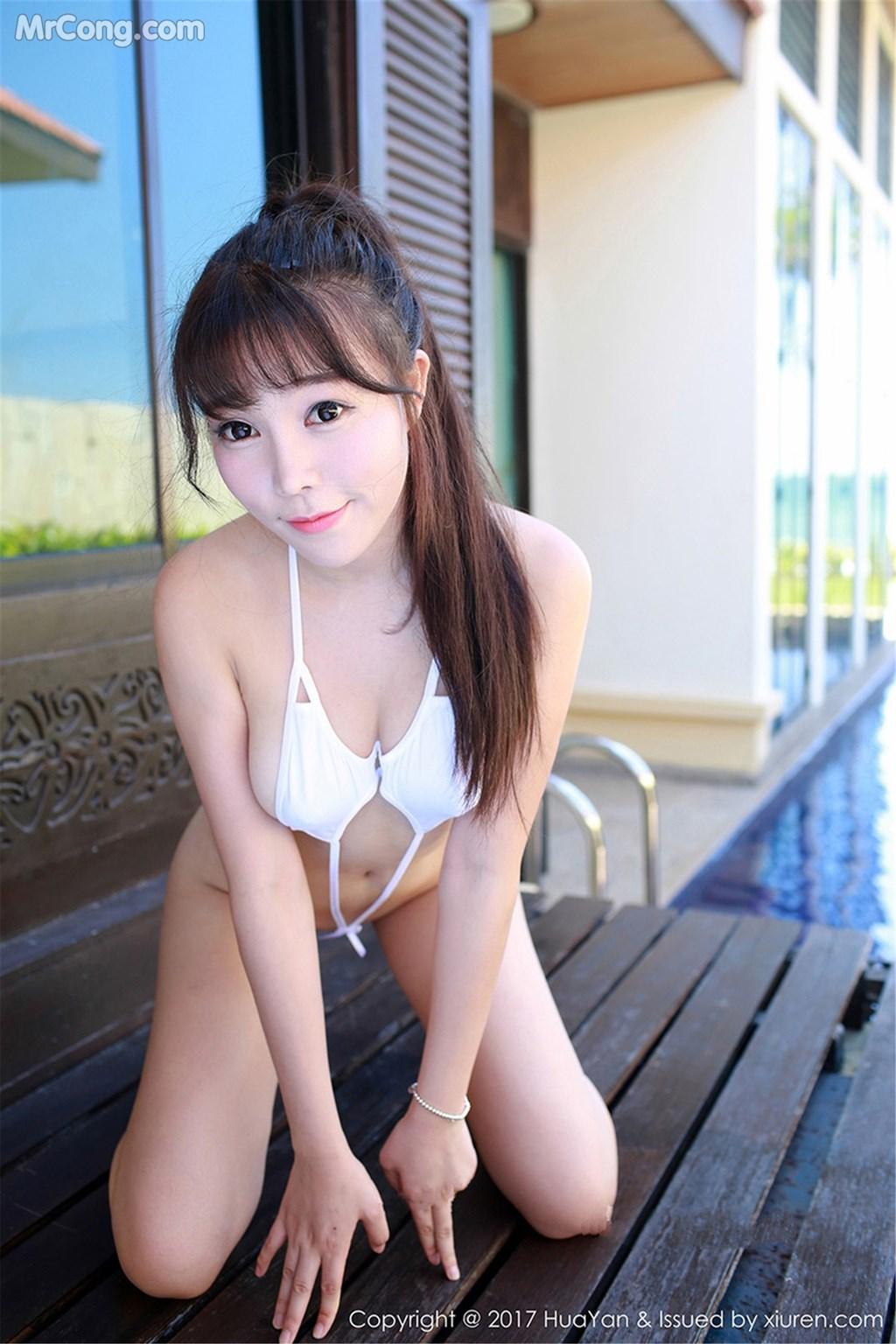 Image HuaYan-Vol.041-Booty-Zhizhi-MrCong.com-009 in post HuaYan Vol.041: Người mẫu Booty (芝芝) (54 ảnh)