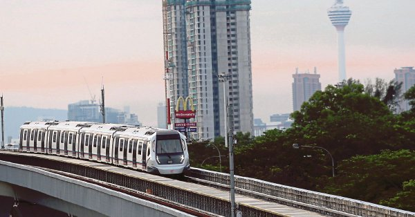 mrt greatest railway system