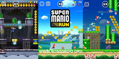 Download Super Mario Run Mod apk Full Unlock Terbaru