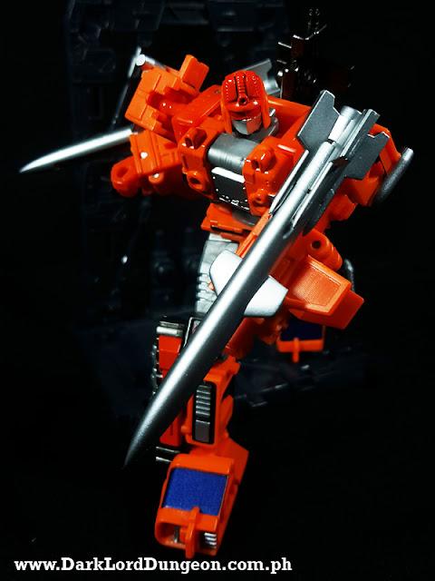 Machine Robo series Missiletank Robo - Gobot Guardian Blaster