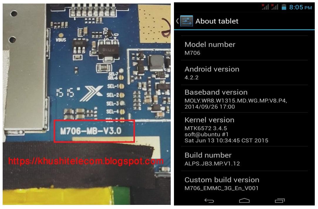 M706-MB-V3 0 MTK6572 Scatter Firmware Free Download ~ mirazrayhan reza