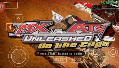 Download MX Vs ATV Untamed ISO/CSO PSP PPSSPP High Compressed