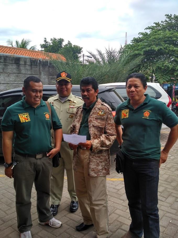 Halal Bihalal Kamenwa 907 Untag Semarang