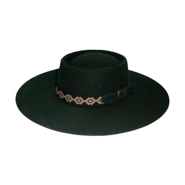 505154f1be966 Escrevendo Assim  Mulher gaúcha  Boina ou chapéu  (parte 2)