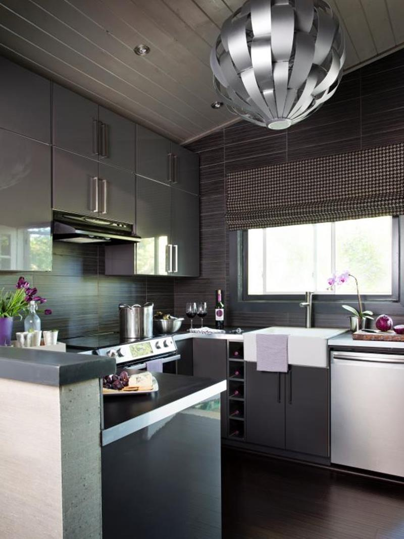 So, Come Check Out These Amazingly Designed Small Kitchens That Weu0027ve  Collected, And Figure Out Which Ones Appeal Most To Your Sensibilities.