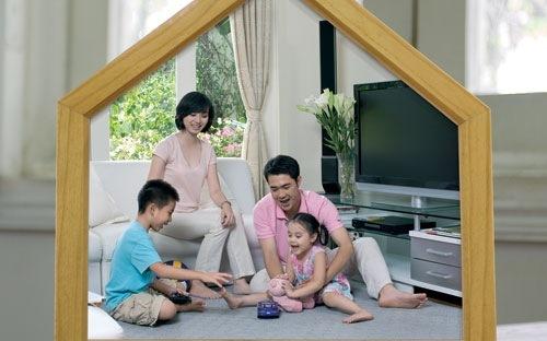 Khách hàng mua bán căn hộ cao cấp cho đến khi nhận nhà
