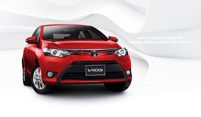 Toyota Vios vẫn đang là mẫu xe bán chạy nhất Việt Nam