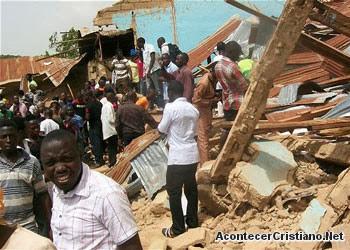 Cristianos perseguidos en Nigeria