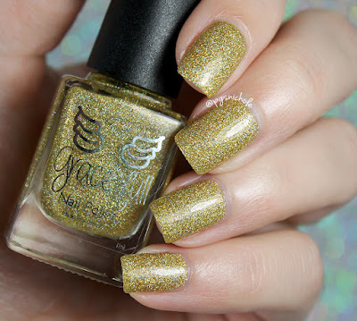Grace-Full Nail Polish Sunshine Naps | Rainbow Sparklers Collection