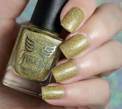 Grace-Full Nail Polish Sunshine Naps | Rainbow Sparklers Collection