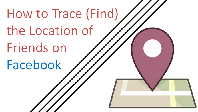 how to put location on facebook