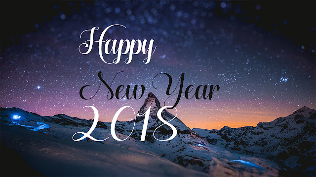 Latest 2018 HD Images of Happy New Year