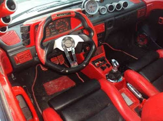 Tuning Car Extreme Brasil Volkswagen Gol Turbo G2 Extreme