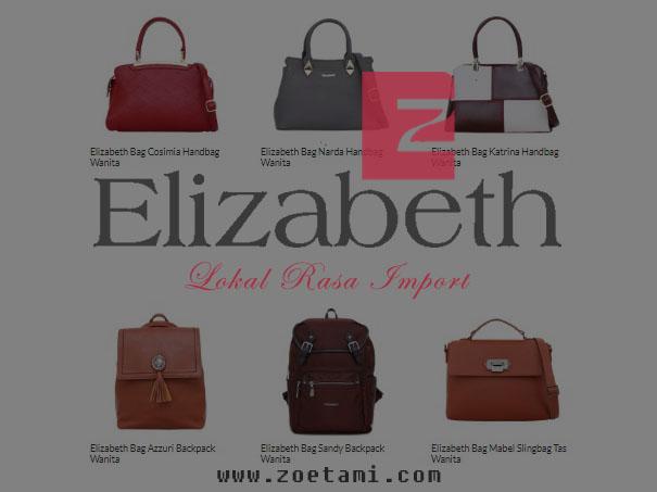 Tas Wanita Elizabeth Terbaru