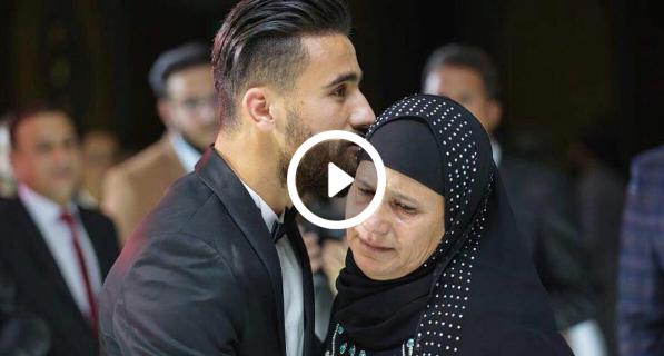 """رد قاسي من لاعب الزمالك """"باسم مرسي"""" بعد اشاعة وفاة والدته"""