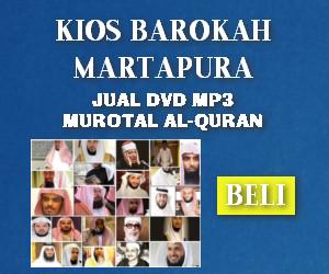 Banner KIOS BAROKAH MARTAPURA