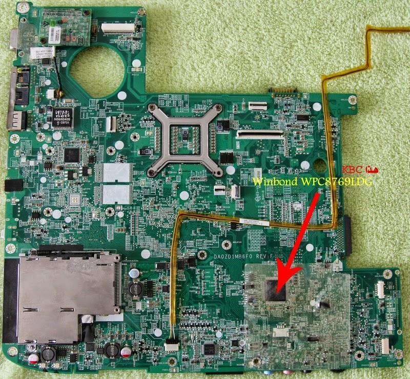 حل مشكلة عدم شحن البطارية في اللاب توب Laptop No Charge Repair