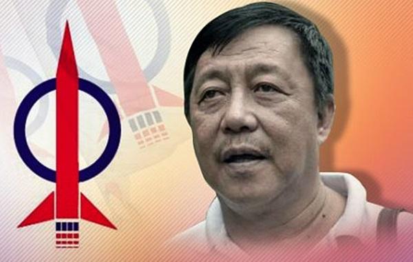 ADUN Kepayan Meninggalkan DAP