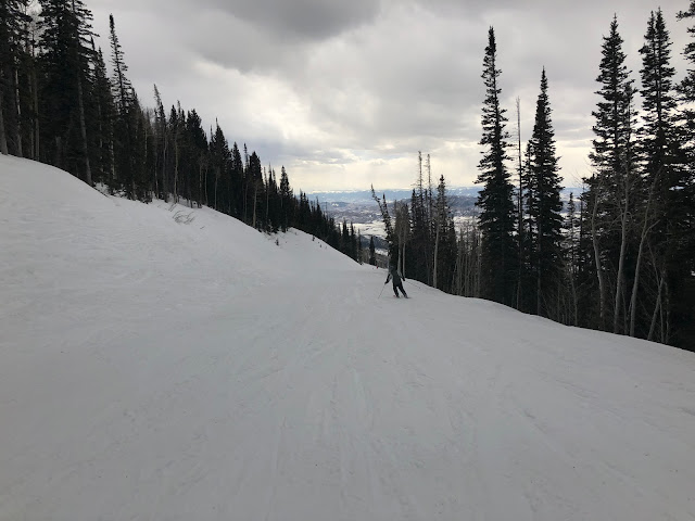Spring Skiing at Steamboat Resort