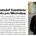 LUN destaca campaña de Javiera Olivares a través de WhatsApp