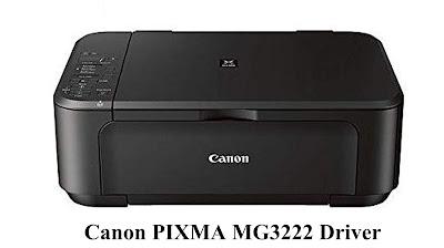 Canon PIXMA MG3222 Driver Downloads