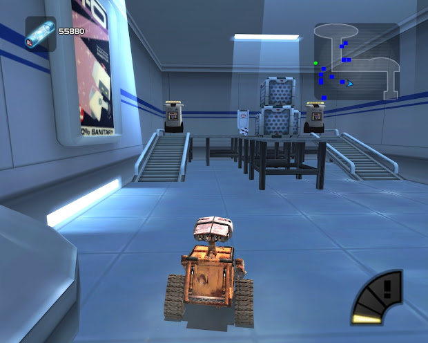 Wall E PC Game Free Download