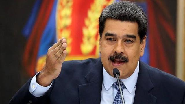 Maduro rompe las relaciones diplomáticas de Venezuela con EE.UU.
