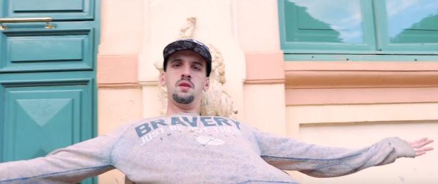 "O rapper Virax lança o clipe ""Volvo"""