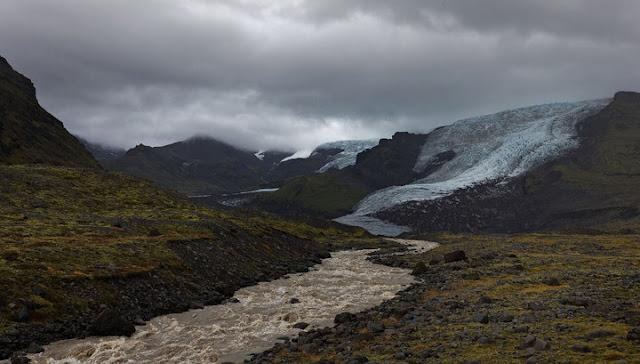 Исландский вулкан вот-вот извергнется впервые за 300 лет