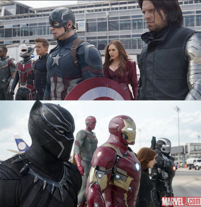 Everything you Need to Know about Captain America: Civil War before entering the theatre - Godyears