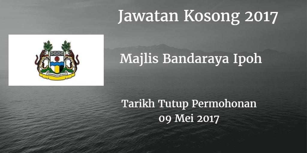 Jawatan Kosong MBI 09 Mei 2017