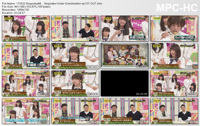 Download 170522 Nogizaka Under Construction Ep 107 Subtitle Indonesia