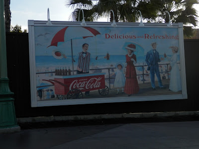 Parc Disney California Adventure à Anaheim Pacific Wharf