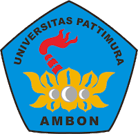 Logo Universitas Pattimura