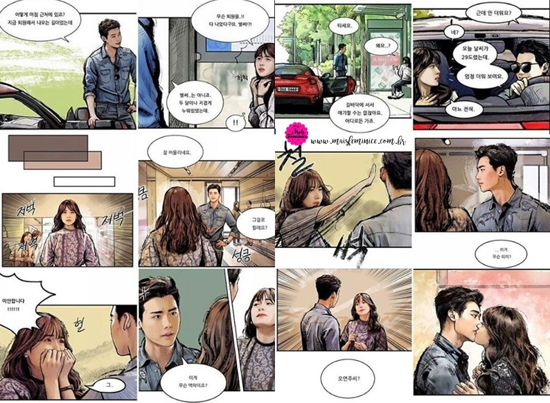 W - Two Worlds -  Manhwa