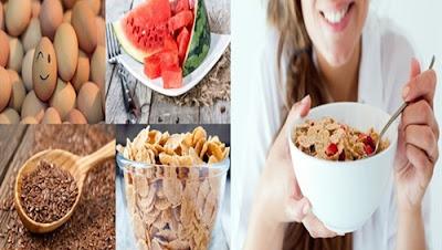 أربعة نصائح لإفطار صحي متوازن يمدك بالطاقة والرشاقة