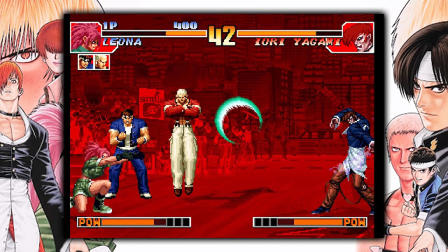 The King of Fighters 97 - Global Match - PC FULL - Multi4 - Captura 5