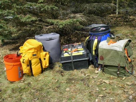 BLOG 82. Packing Tips For the Boundary Waters